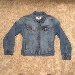 Girls Small Denim Jacket